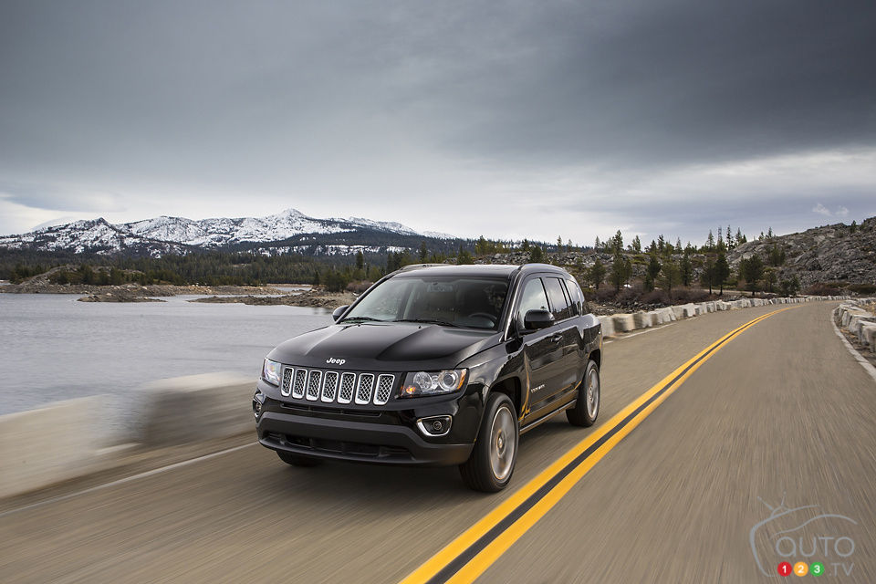 2014 Jeep Compass Limited 4x4 Review