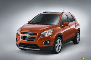 2014 Chevrolet Trax Preview