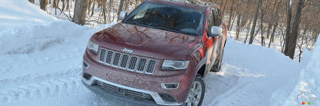 Jeep Grand Cherokee Summit EcoDiesel 2014 : essai routier