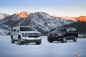 2015 Chevrolet Tahoe/Suburban First Impressions