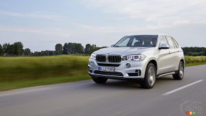 2015 BMW X5 eDrive PHEV First Impressions