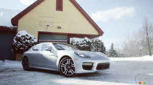 Porsche Panamera Turbo Executive 2014 : essai routier