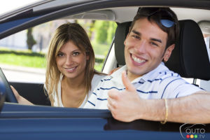 Lending or borrowing a car?