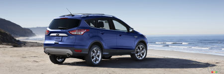 Ford Escape SE 2014 : essai routier
