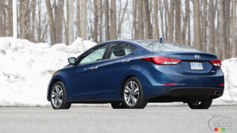 2014 Hyundai Elantra Limited Review