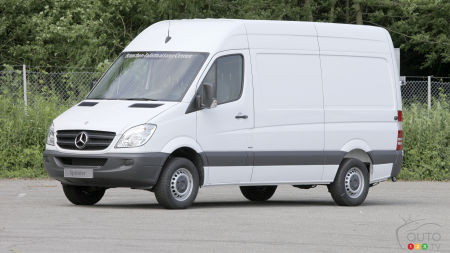 2014 Mercedes-Benz Sprinter 2500 High Roof Review
