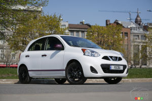2015 Nissan Micra First Impressions (+video)