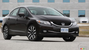 2014 Honda Civic Touring Review
