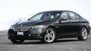 2014 BMW 535d xDrive Review