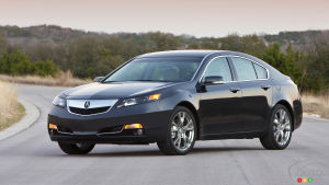 2014 Acura TL SH-AWD Elite Review
