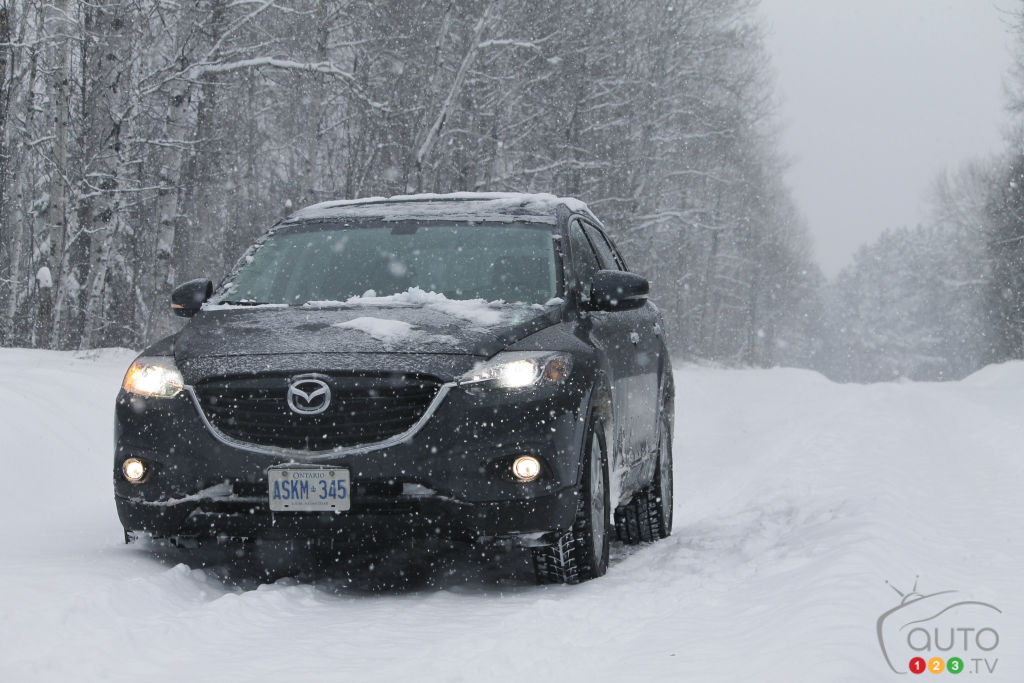 2014 Mazda CX 9 GT Review