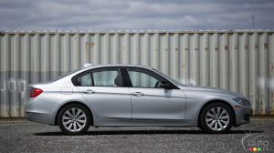 2014 BMW 328d Review