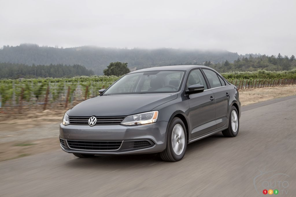 2014 Volkswagen Jetta Tdi Trendline Review Editor S Review Car Reviews Auto123