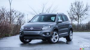 2013 Volkswagen Tiguan Highline   Car Reviews   Auto123