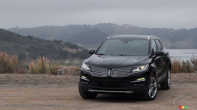 2015 Lincoln MKC First Impression