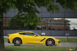 2014 Chevrolet Corvette Stingray Coupe Z51 Review