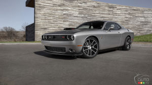 2015 Dodge Challenger Scat Pack First Impression