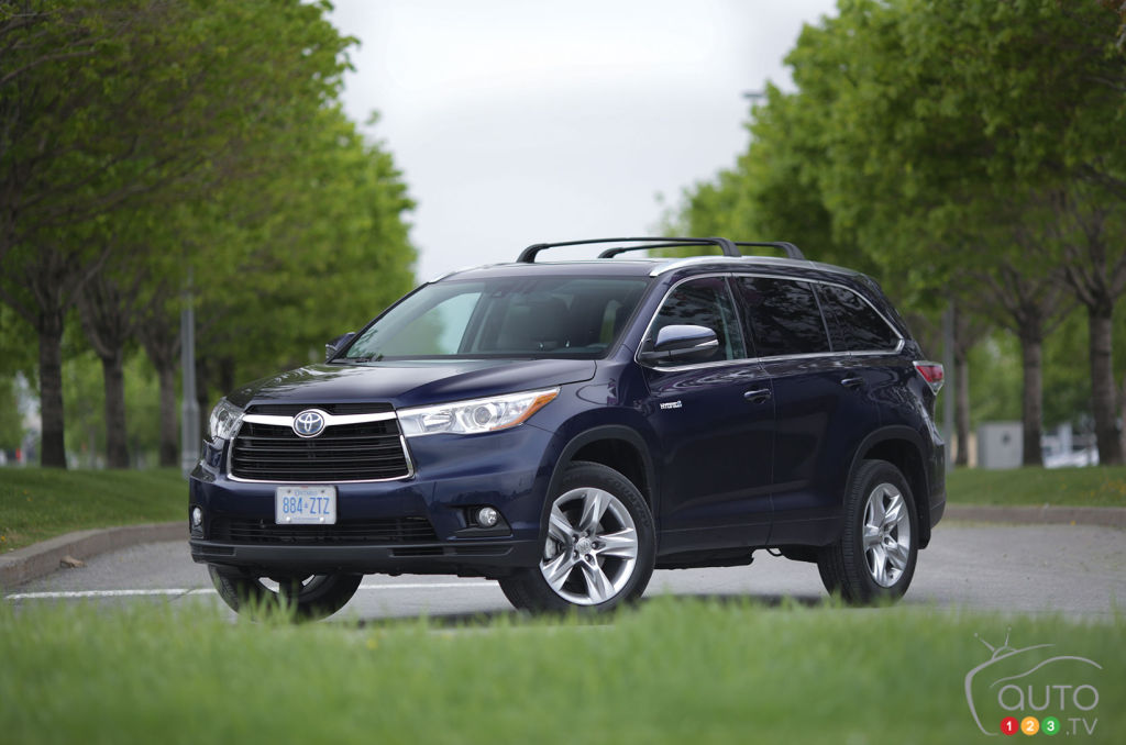 2014 Toyota Highlander Hybrid Review