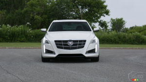 2014 Cadillac CTS Vsport Review