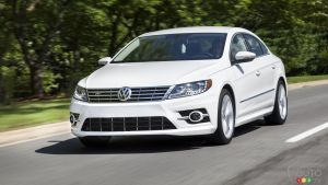 2014 Volkswagen CC Highline Review