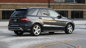 2014 Mercedes-Benz ML 350 BlueTEC Review