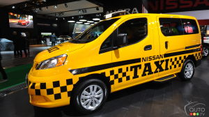 Nissan NV200 Taxi 2015