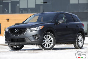 2015 Mazda CX-5 Long-term Test: Driving Impressions