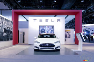 Tesla accused of illegal car sales in Georgia