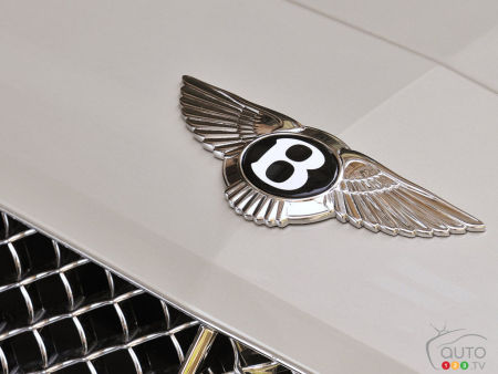 Bentley dévoilera sa Mulsanne Speed à Paris