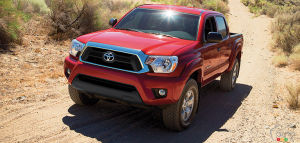 2015 Toyota Tacoma Preview
