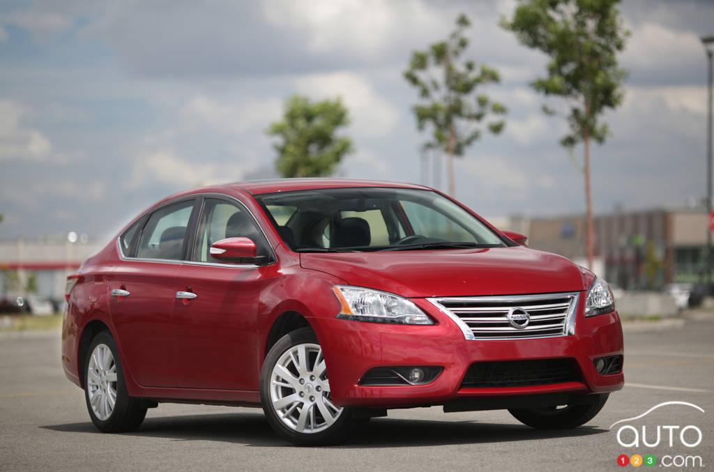 2014 Nissan Sentra SL Review