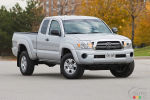 Toyota recalls 790,000 Tacomas worldwide