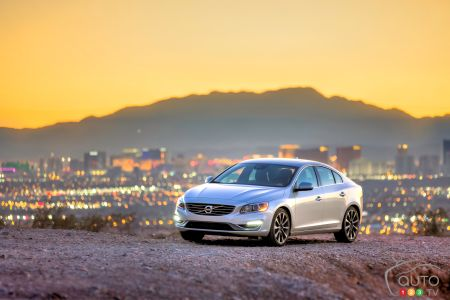 2015 Volvo S60 T6 Drive-E Review