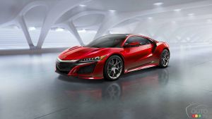 Detroit 2015: At long last, Acura NSX makes official debut