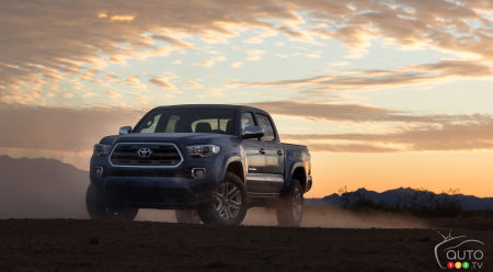 Detroit 2015: Toyota's all-new Tacoma