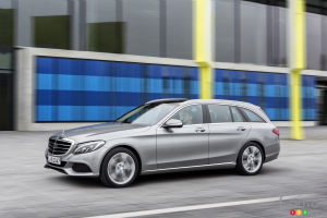 Detroit 2015 : Mercedes-Benz poursuit son assaut