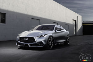 Detroit 2015: Infiniti Q60 concept makes official debut