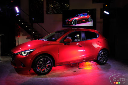 Montreal 2015: The all-new 2016 Mazda2