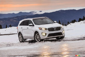 Montreal 2015: All-new 2016 Kia Sorento makes Canadian debut