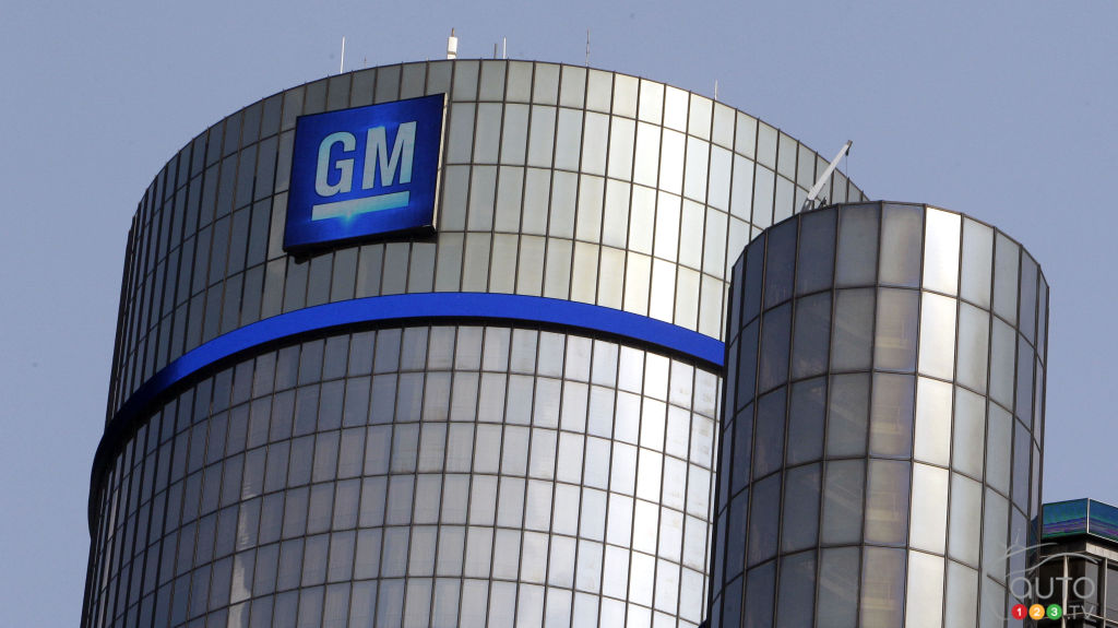 GM recalls nearly 10,000 vehicles in Canada for separate ignition issue