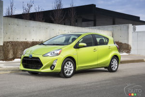 Montreal 2015: Toyota shows FT-1, TS030, Prius c and Prius v