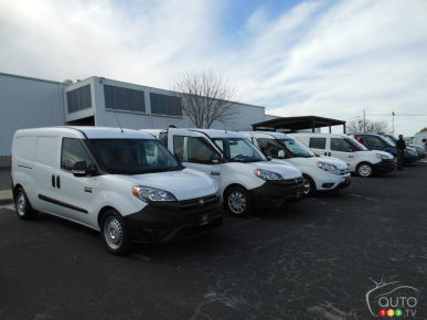 2015 Ram ProMaster City First Impression