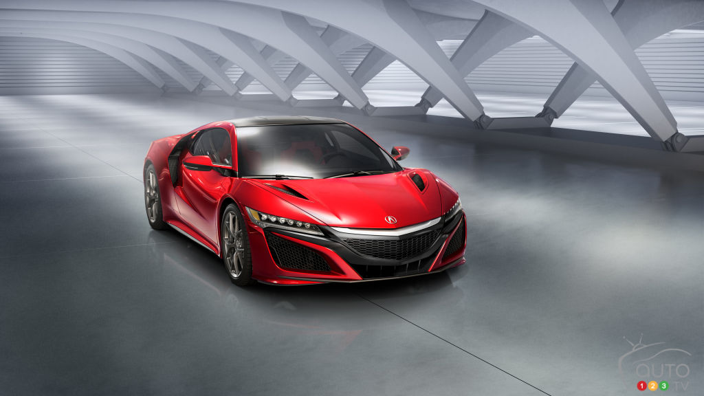 Love the new 2016 Acura NSX? A woman designed it!