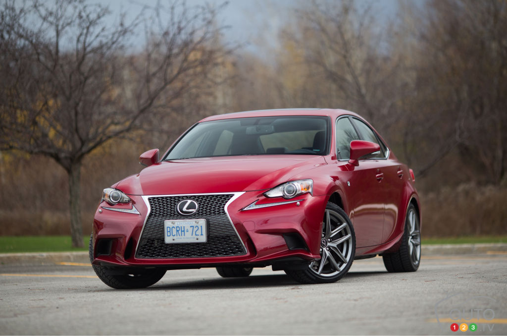 2015 Lexus IS350 AWD Review