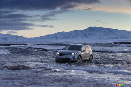 2015 Land Rover Discovery Sport First Impression