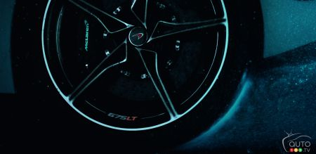 World premiere of McLaren 675LT set for Geneva Motor Show