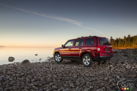Jeep Patriot 2015 : aperçu