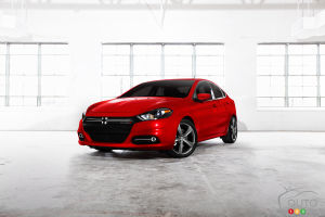 2015 Dodge Dart Preview