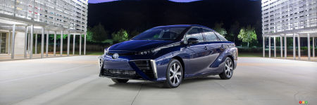 Toyota Mirai is more popular than expected in the U.S.