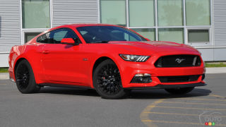 2015 Ford Mustang GT Coupe Review
